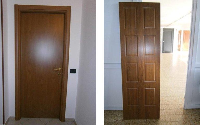 porte in legno interne