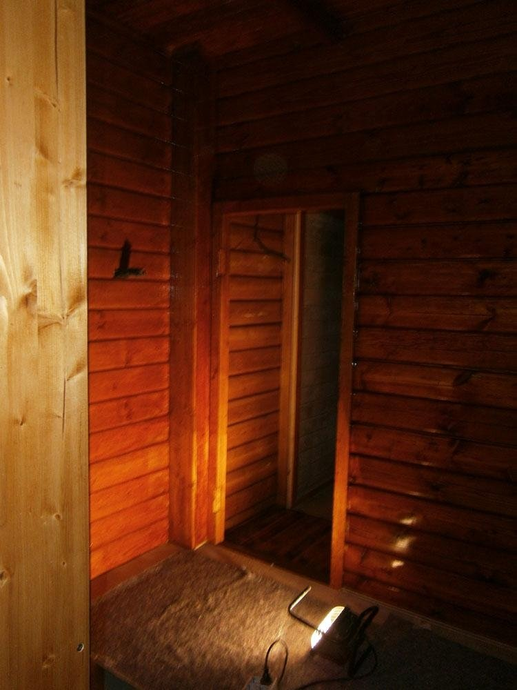 Saune in legno