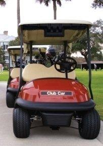 Golf car omologate
