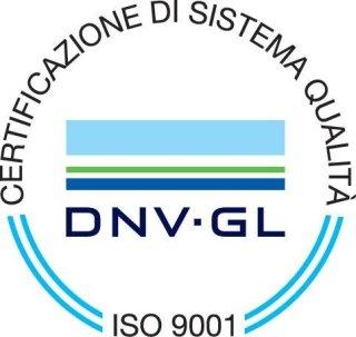 Certificazione ISO 9001:2008 - MPEsco srl