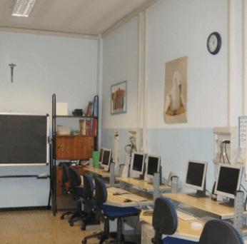 Istituto Principe Vittorio Emanuele, aula