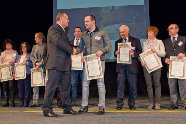 015 Chamber of Commerce award