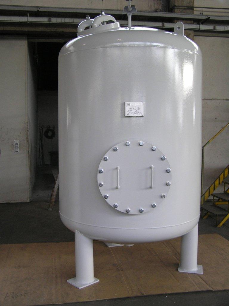 Filtro per trattamento acque