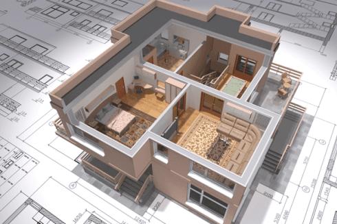 Progettazione di interni abitazioni