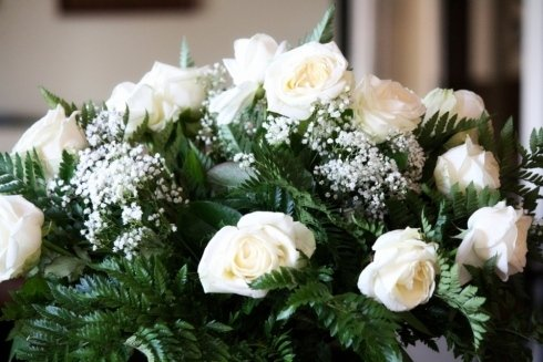 mazzi di fiori, bouquet di rose, allestimenti floreali