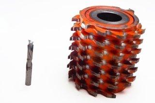 Lamatore e sega cilindrica