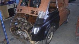 Restauro macchine antiche