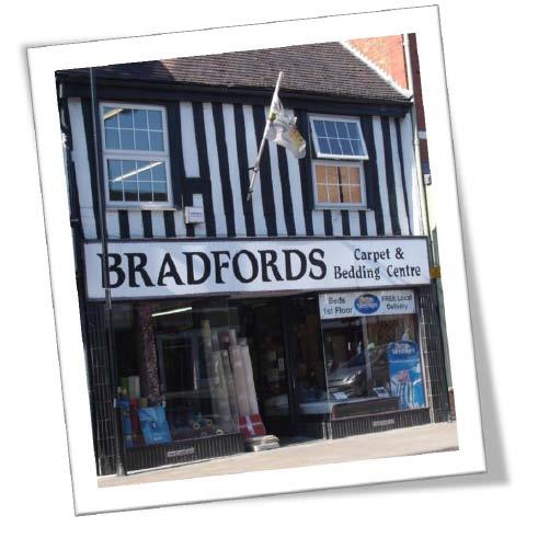 BRADFORDS showroom