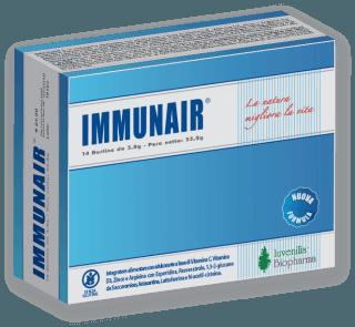 immunair iuvenilia biopharma