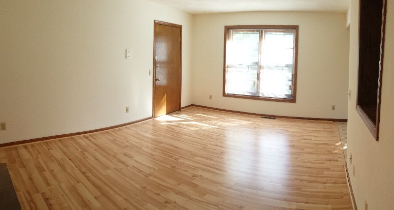 Living Room / Hardwood Floors
