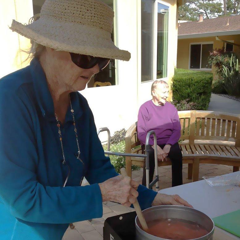 Long Term Elderly Care Redwood City, CA