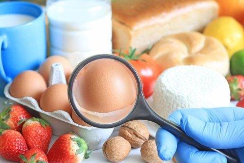 Test allergologici per alimenti