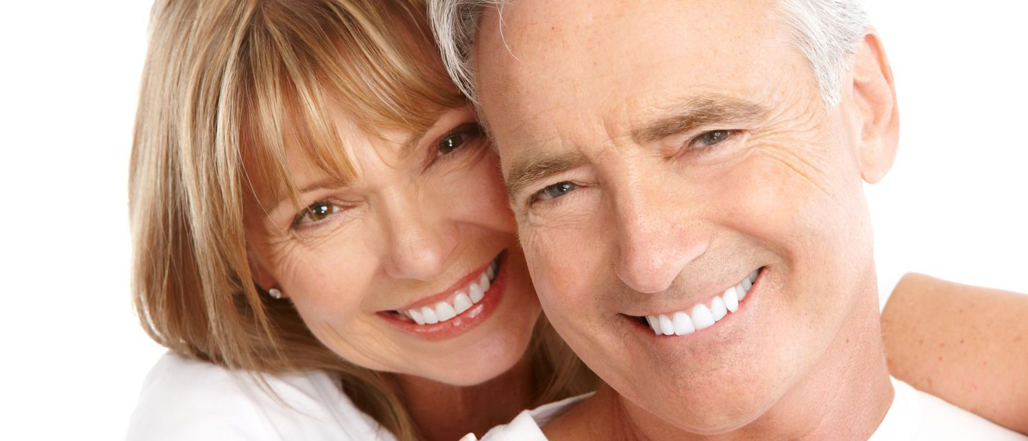 Couple satisfied with dental practice in Fairbanks, AK