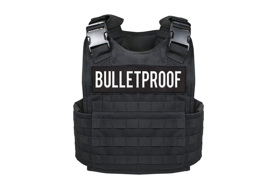how to make a bulletproof vest at home