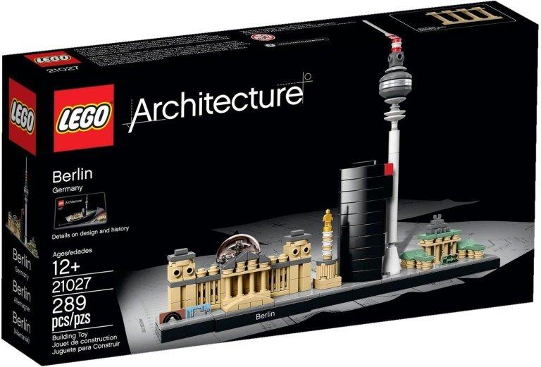 LEGO, 21027