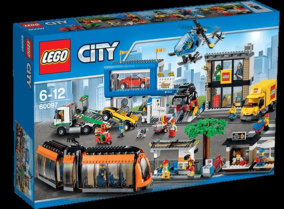 LEGO, 60097
