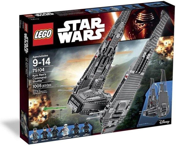 LEGO, 75104