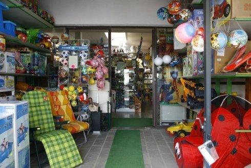 ingresso del negozio