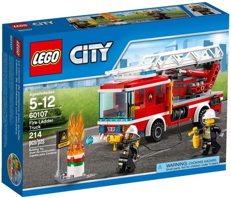LEGO, 60107