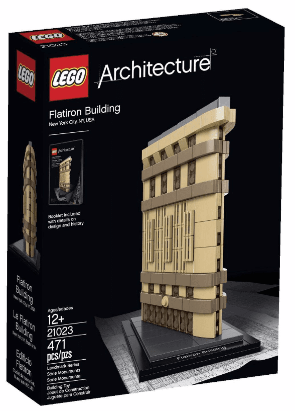LEGO, 21023