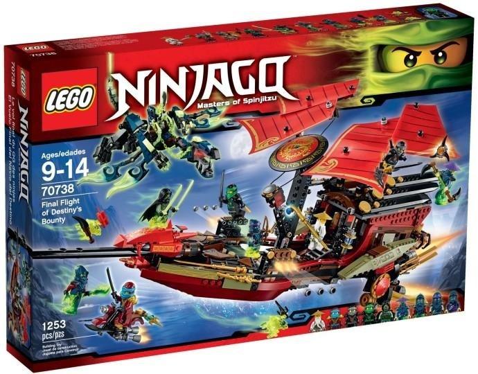 LEGO, 70738