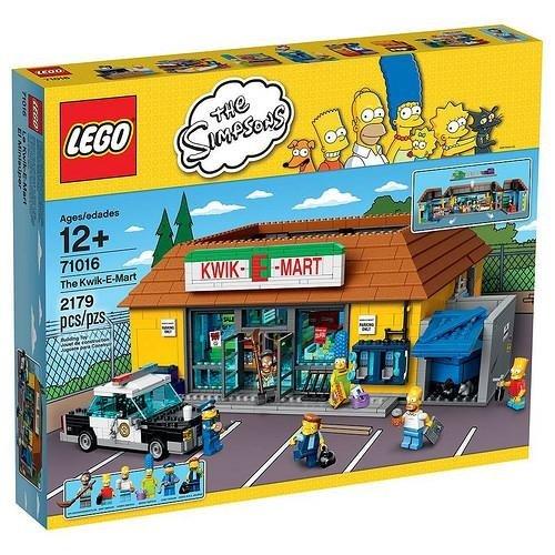 LEGO, 71016