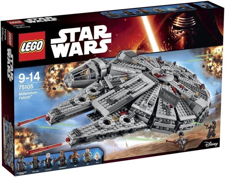 LEGO, 75105
