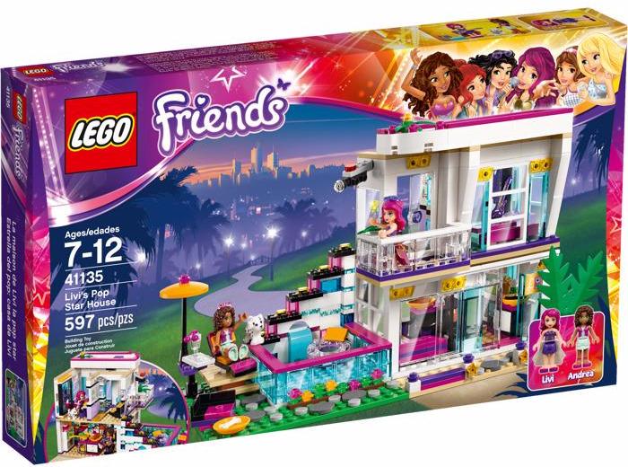 LEGO, 41135