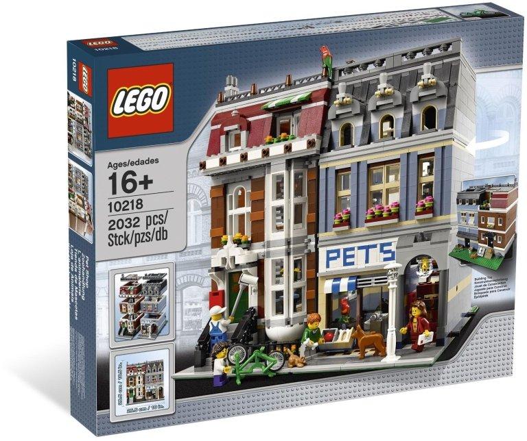 LEGO, 10218