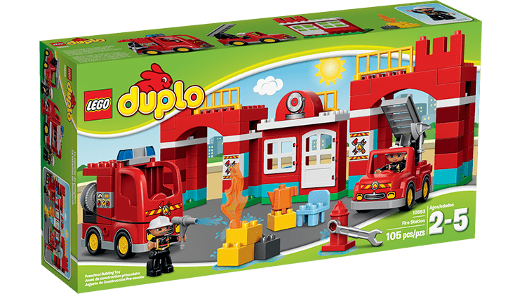 LEGO, 10593