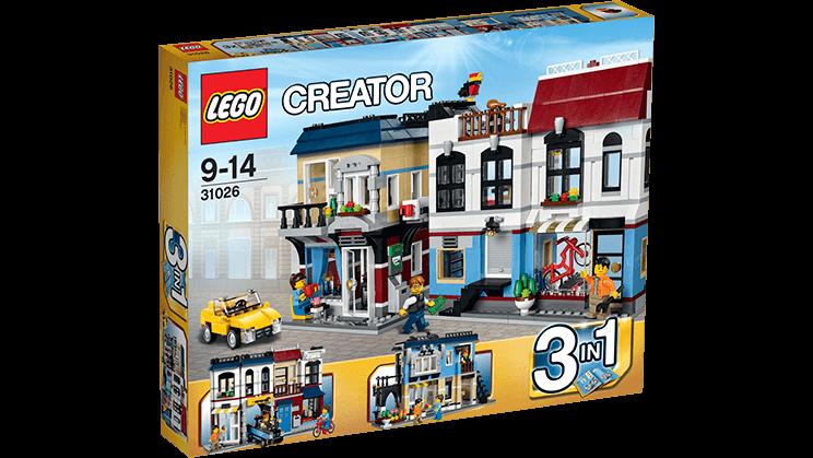 LEGO, 31026