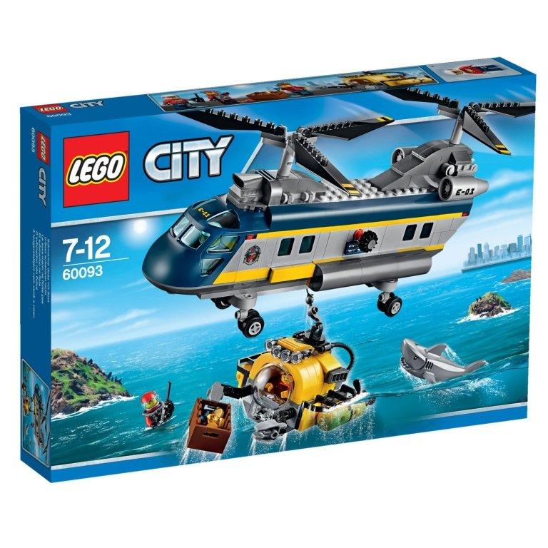 LEGO, 60093