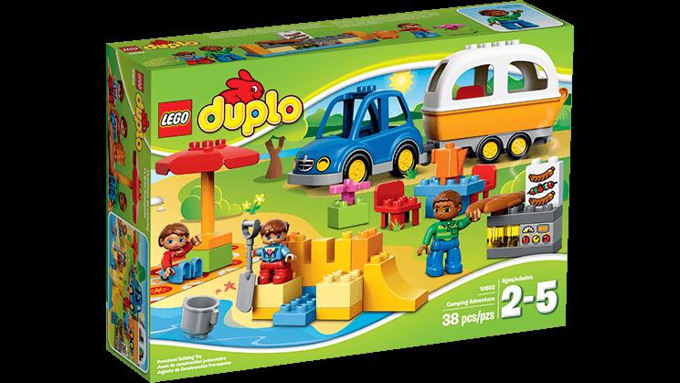 LEGO, 10602