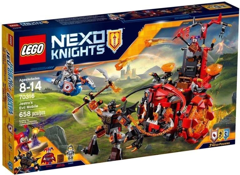LEGO, 70316