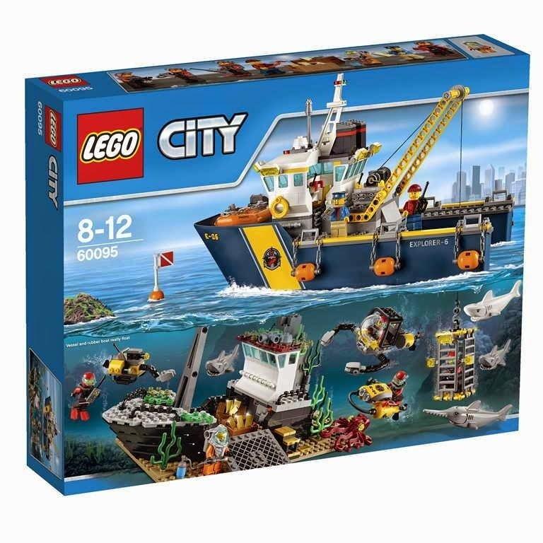 LEGO, 60095