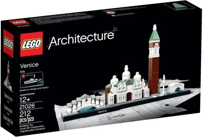 LEGO, 21026