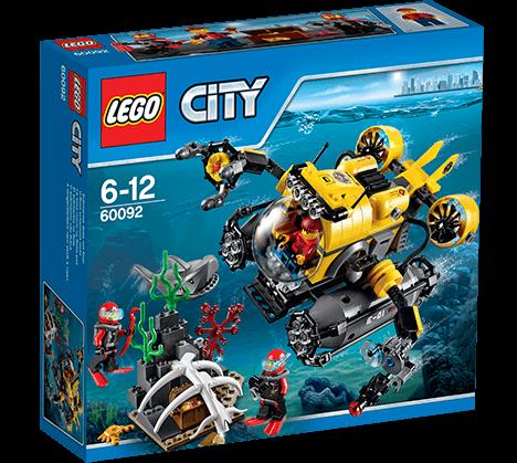 LEGO, 60092