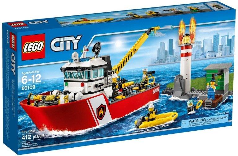 LEGO, 60109