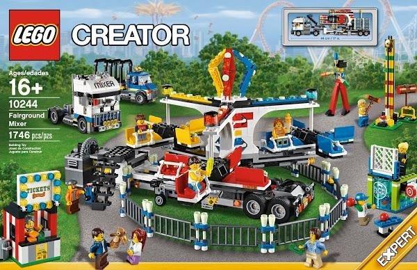 LEGO, 10244