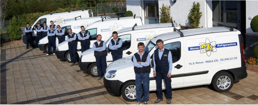 team Manes Refrigerazione