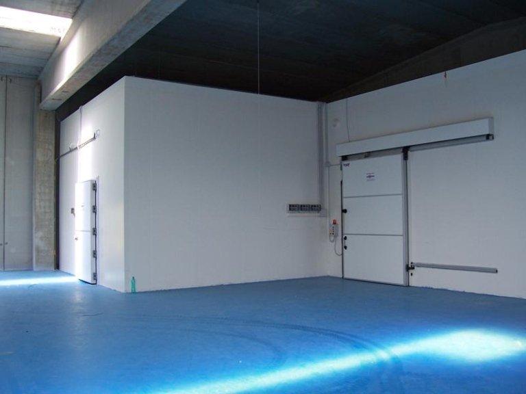 complesso- di celle frigo BT