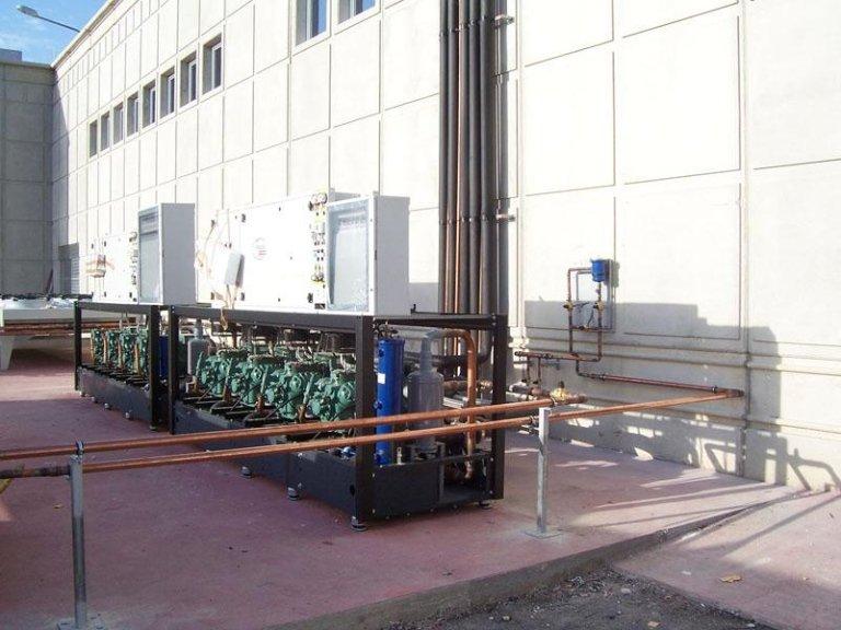 centrale frigorifera BTTN