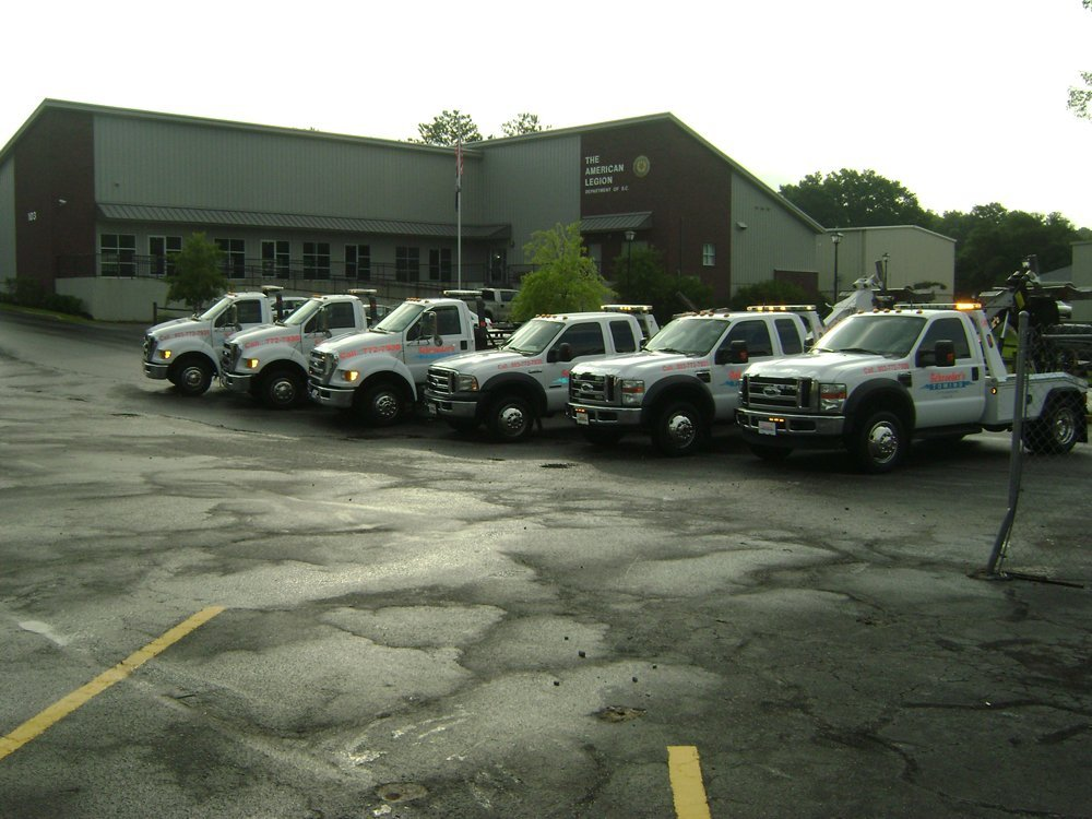 Towing Company Columbia, SC