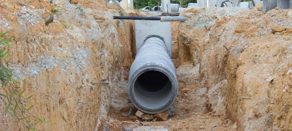 water utility contractors