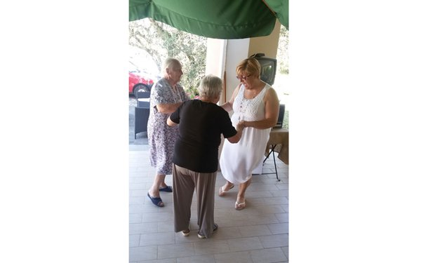 intrattenimento anziani