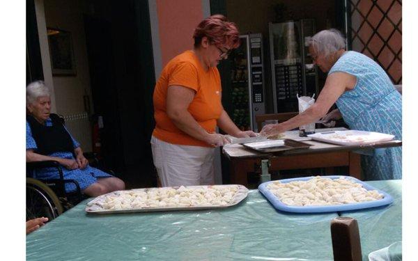 Lavorazione della pasta fresca