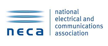 peter gow electrician neca  logo