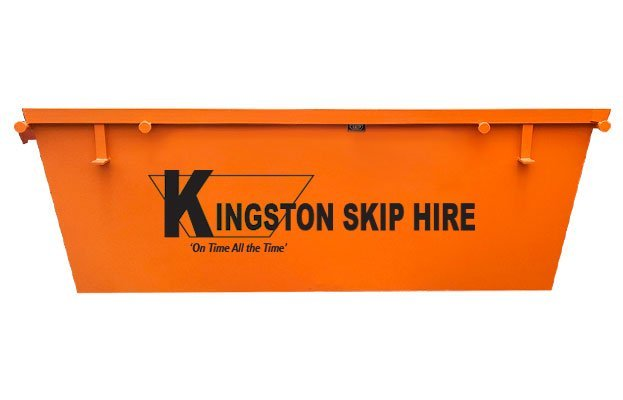 kingston skip hire 8m