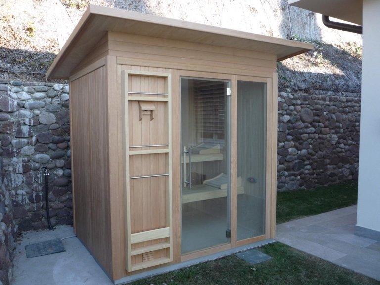 Sauna-Garden