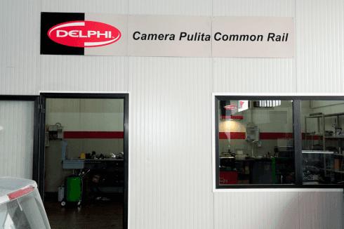 camera pulita common rail